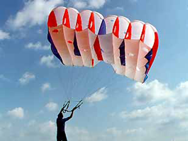 ejtőernyő paraziták számára)
